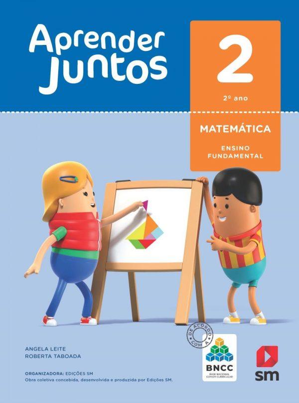 Aprender Juntos - Matemática - 2º Ano
