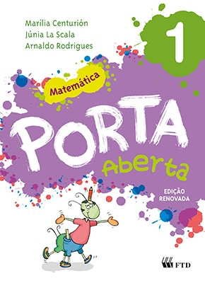 Porta Aberta - Matemática - 1º ano (Ed. Renovada)
