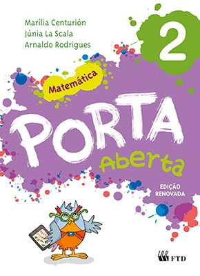 Porta Aberta - Matemática - 2º ano (Ed. Renovada)