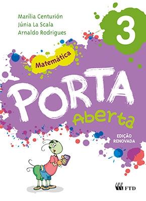 Porta Aberta - Matemática - 3º ano (Ed. Renovada)