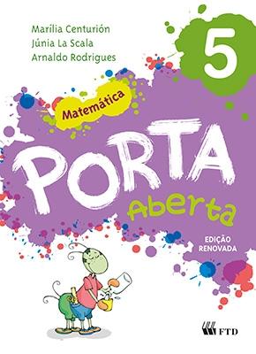 Porta Aberta - Matemática - 5º ano (Ed. Renovada)