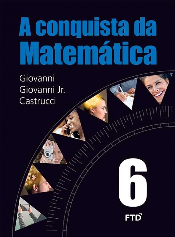 A conquista da Matemática - 6º ano