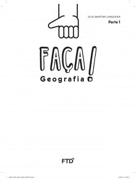Conjunto Faça Geografia - 1º ano