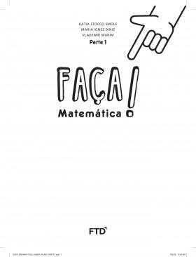 Conjunto Faça Matemática - saber - 2º ano
