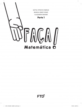 Conjunto Faça Matemática - saber - 3º ano