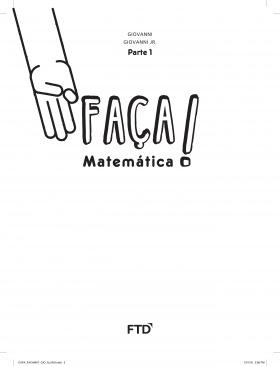 Conjunto Faça Matemática - a conquista - 3º ano