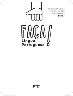 Conjunto Faça Língua Portuguesa - 1º ano
