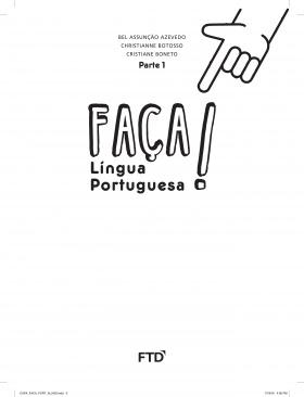 Conjunto Faça Língua Portuguesa - 2º ano