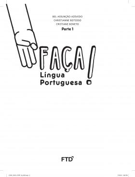 Conjunto Faça Língua Portuguesa - 3º ano