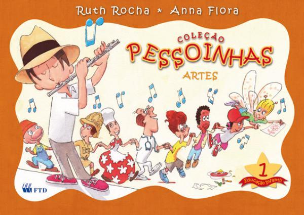 Pessoinhas - Artes - Vol. 1