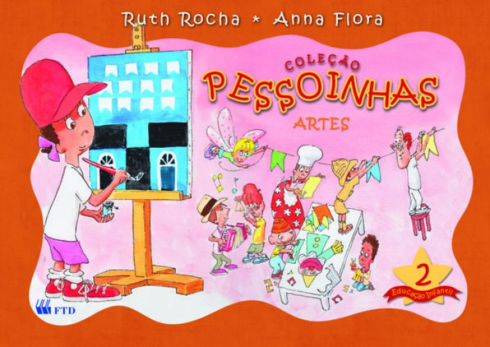 Pessoinhas - Artes - Vol. 2