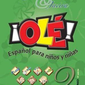 Olé - Español Para Niños Y Niñas - 2º Ano - 1ª Série