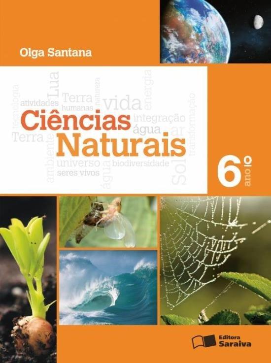 Ciências Naturais - 6º Ano - 4ª Ed. 2012