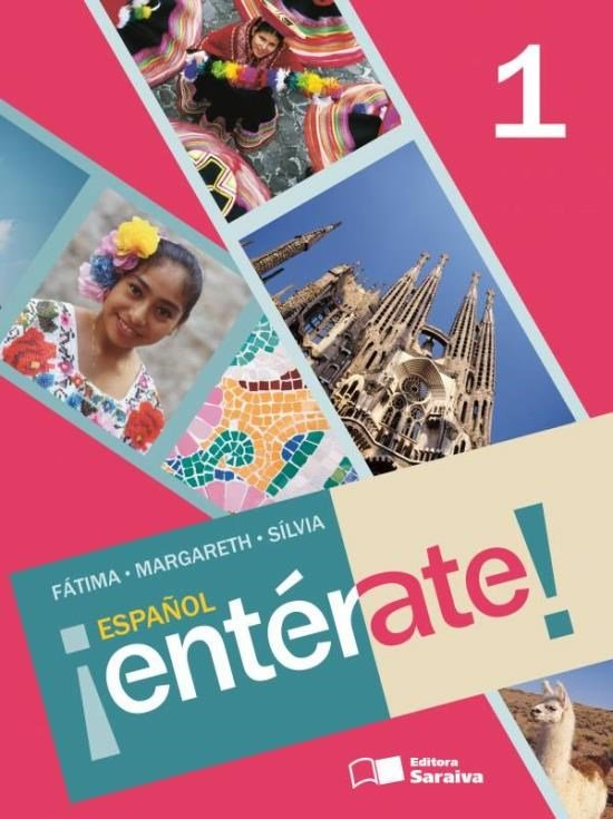 Español Entérate ! - 6º Ano - Com CD - 4ª Ed. 2011
