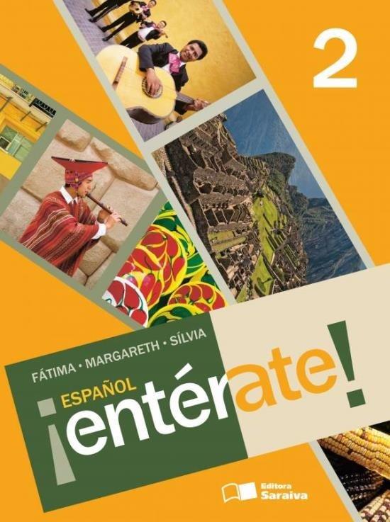 Español Entérate ! - 7º Ano - Com CD - 4ª Ed. 2011