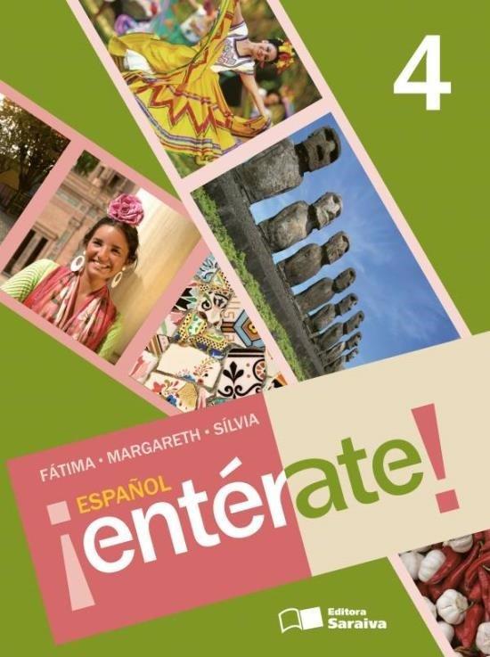 Español Entérate ! - 9º Ano - Com CD - 4ª Ed. 2011