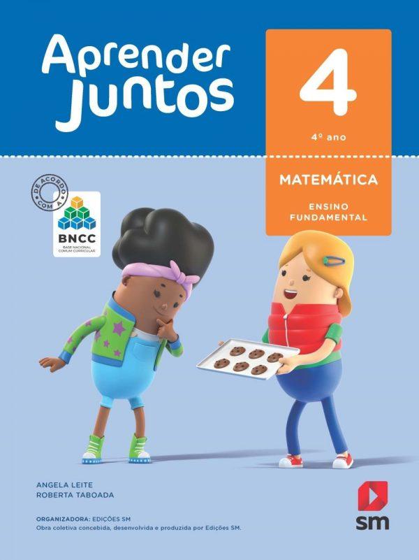 Aprender Juntos - Matemática - 4º Ano