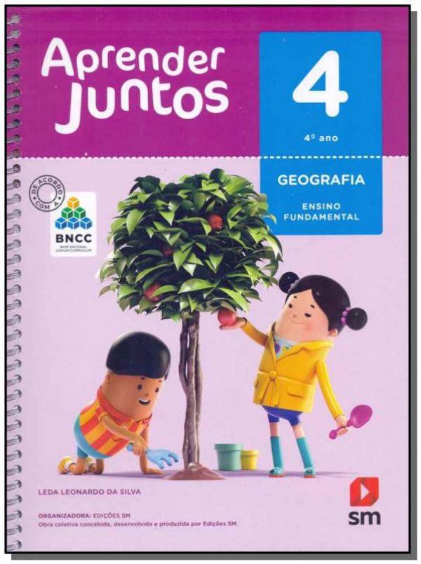Aprender Juntos - Geografia - 4º Ano