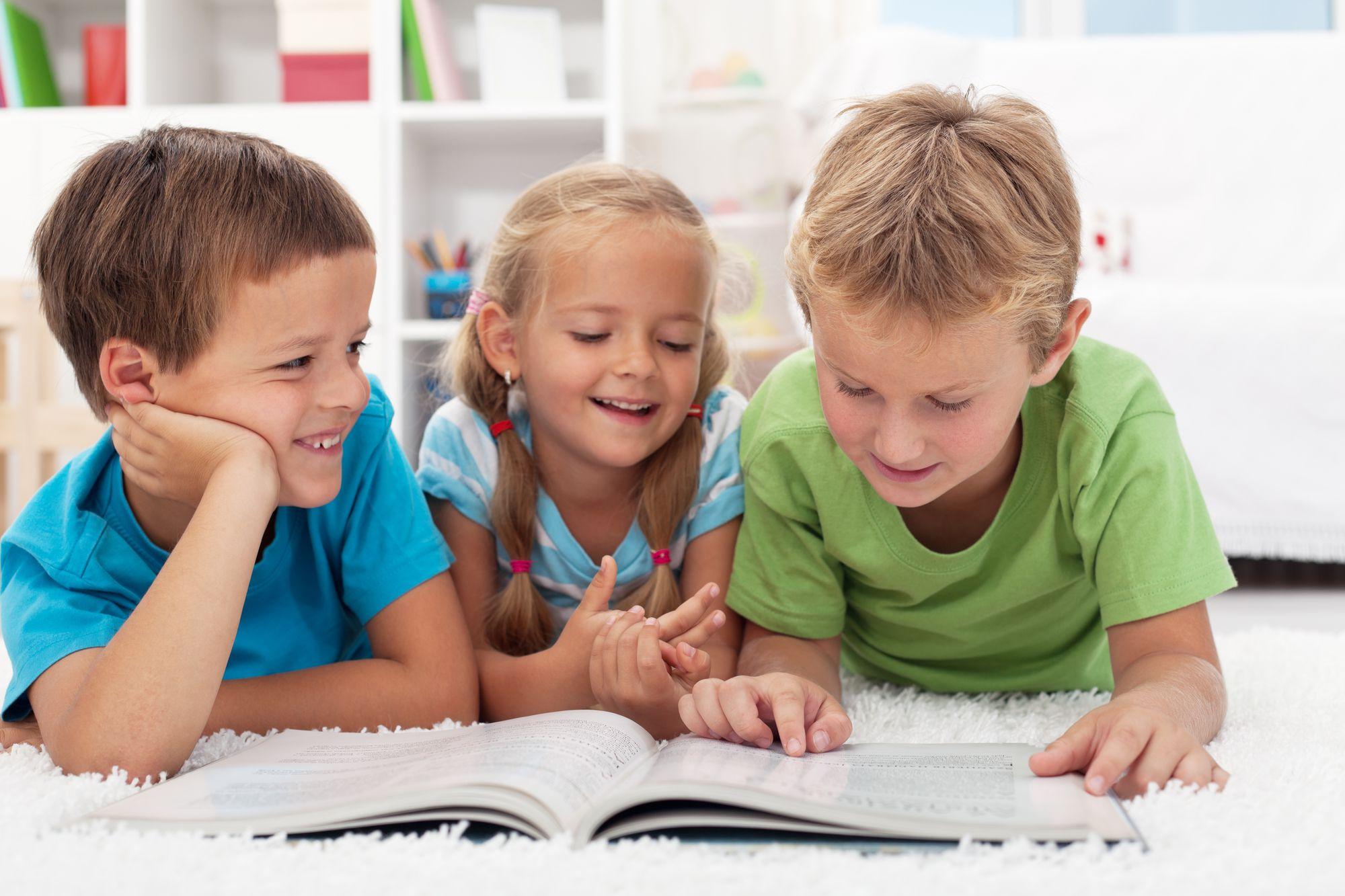 7 livros que toda criança deveria ler