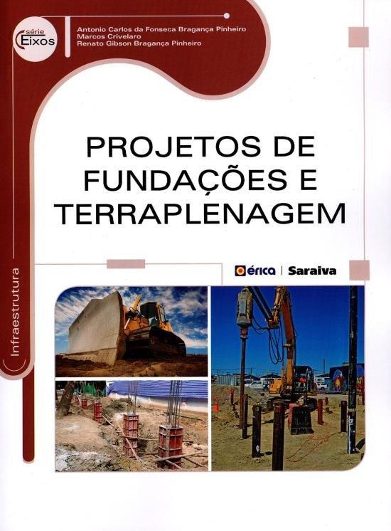 Projetos de Fundações e Terraplenagem - Série Eixos