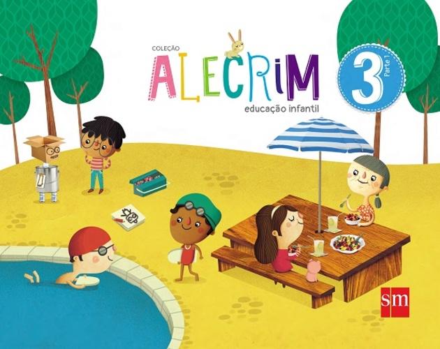 ALECRIM- PARTE 3 - EDUCAÇÃO INFANTIL