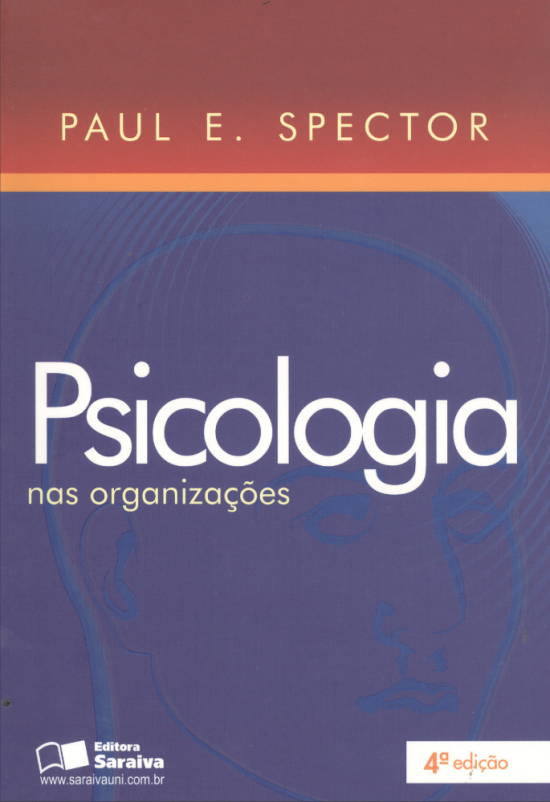 Psicologia Nas Organizações - 4ª Ed. 2012