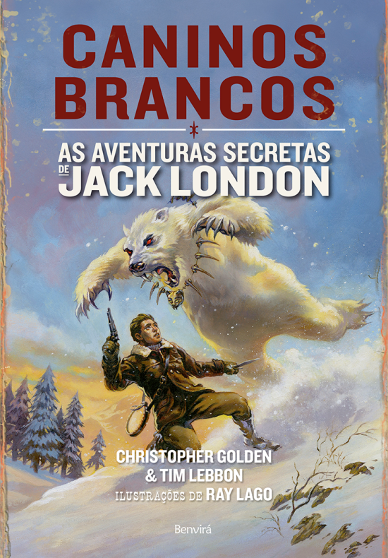 Caninos Brancos - As Aventuras Secretas de Jack London