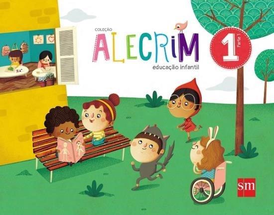 ALECRIM - PARTE 1 - EDUCAÇÃO INFANTIL