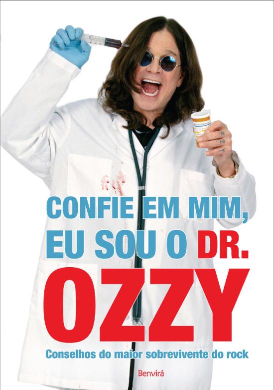 Confie Em Mim - Eu Sou o Dr. Ozzy