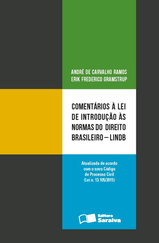 Comentários À Lei de Introdução Ás Normas de Direito Brasileiro - Lindb