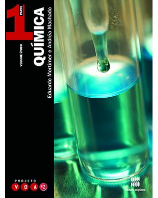 Projeto Voaz Química Volume único