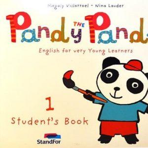 Pandy The Panda - Educação Infantil – Vol. 1