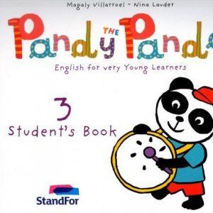 Pandy The Panda - Educação Infantil – Vol. 3