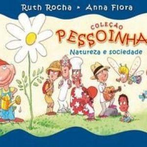 Col. Pessoinhas - Educação Infantil - Natureza e Sociedade - Vol. 1