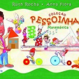 Col. Pessoinhas - Educação Infantil - Matemática - Vol. 2