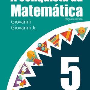 A Conquista da Matemática - 5º Ano