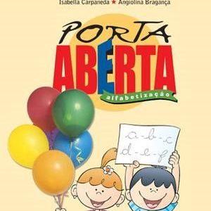 Porta Aberta - Alfabetização - Língua Portuguesa