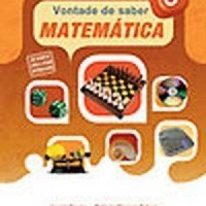 Vontade de Saber Matemática - 8º Ano - Nova Ortografia