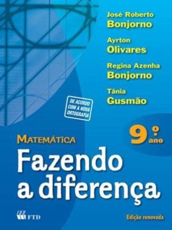 O que é a diferença na matematica