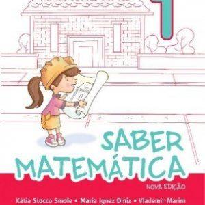 Kit Saber Matemática - 1º Ano - Nova Edição
