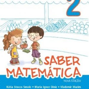 Kit Saber Matemática - 2º Ano - Nova Edição