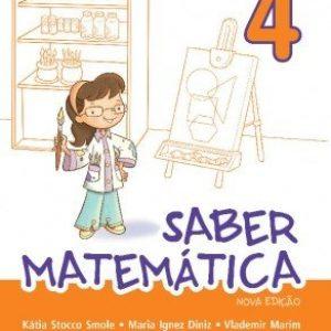 Kit Saber Matemática - 4º Ano - Nova Edição