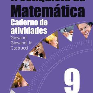 A Conquista da Matemática - 9º Ano - Caderno de Atividades