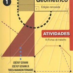 Edição antiga - Desenho Geométrico - Vol. 1 - 6º Ano / 5ª Série - Caderno de Atividades
