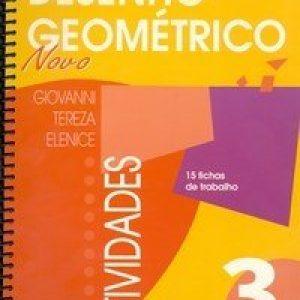 Edição antiga - Desenho Geométrico 3 - 7ª Série / 8º Ano - Ativida