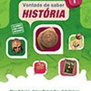 Vontade de Saber História - 7º Ano - Nova Ortografia