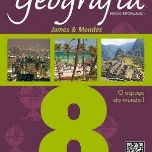 Estudos de Geografia - o Espaço do Mundo I - 8º Ano - Ed. Reformulada