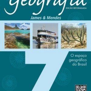 Estudos de Geografia - o Espaço Geográfico do Brasil - 7º Ano - Ed. Reformulada