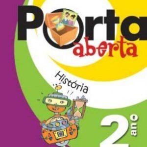 Kit Porta Aberta - História - 2º Ano
