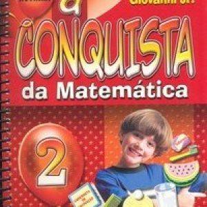 A Conquista da Matemática - A + Novinha - 2ª Série 3º Ano